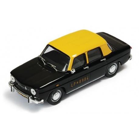 Renault 8 Taxi Santiago de Chile 1965