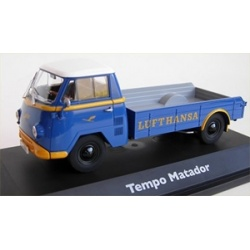 Tempo Matador Pick up Lufthansa