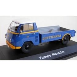 Tempo Matador Pick up Lufthansa