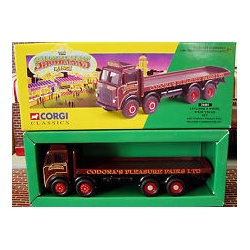 Leyland 8 Wheel Rigid Truck Set John CODONAS Pleasure Fairs