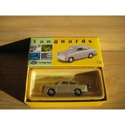 FORD ANGLIA SUPER Venetian Gold Metallic