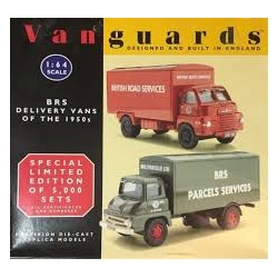 BRS Delivery Vans of the 1950s