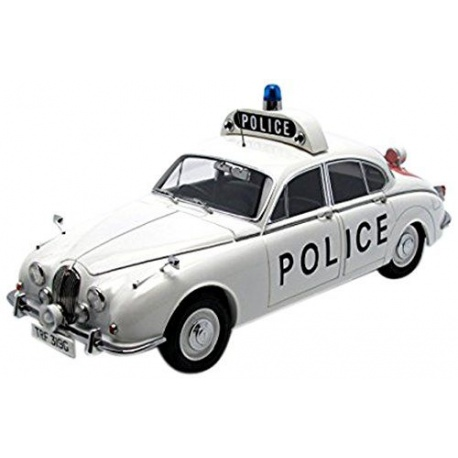 Jaguar 240 Police Car