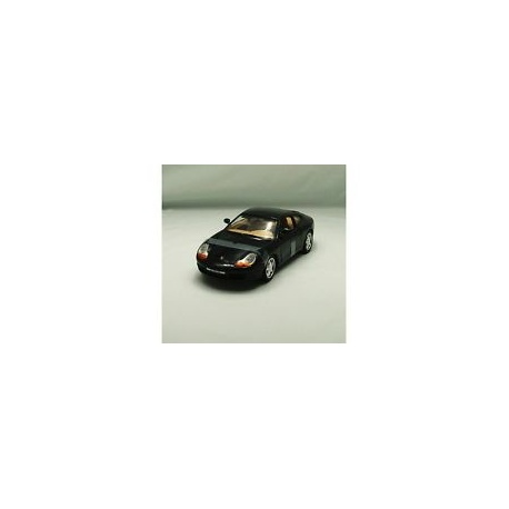 Porsche 911 Carrera Black