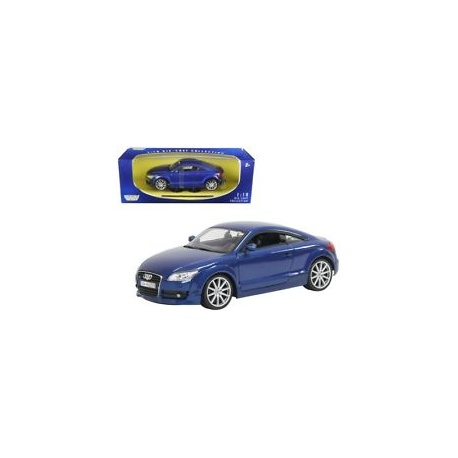 Audi TT Coupe Dark Blue 2007