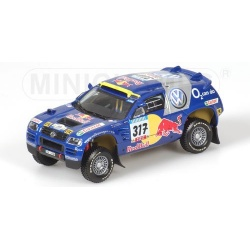 Volkswagen Race Touareg car nr317