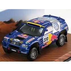 Volkswagen Race Touareg car nr310