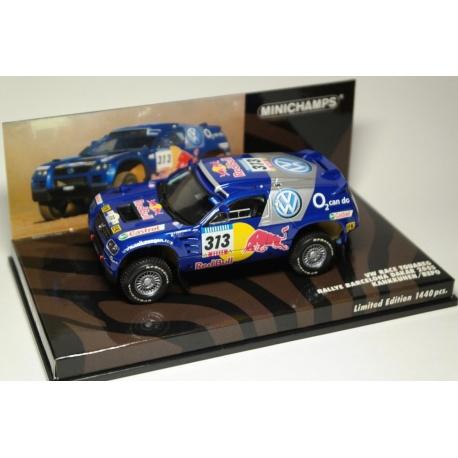 Volkswagen Race Touareg car nr313