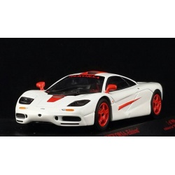 McLaren F1 Hekorsa Edition White and Red