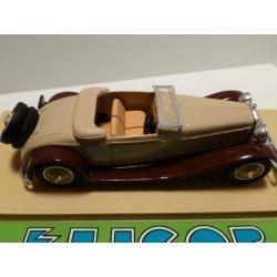 1934 Delage DB Cabriolet