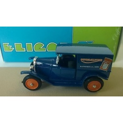 OPEL Laubfrosch camionnette de 1925 OVOMALTINE