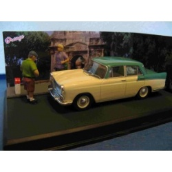Austin Cambridge Diorama