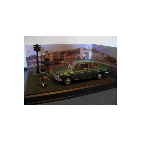 Simca 1501 Diorama