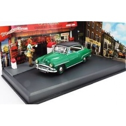 Simca Aronde Grand Large Diorama