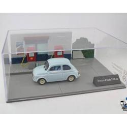 STEYR-PUCH - 500D - (FIAT)