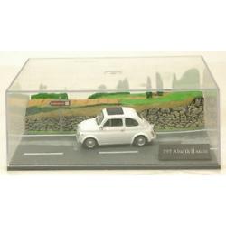 FIAT 500 Abarth 595 II diorama