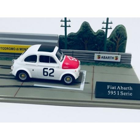 Fiat 500 Abarth 595 I Serie Diorama