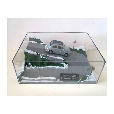 Fiat Nuova 500 Derivazione Abarth Diorama