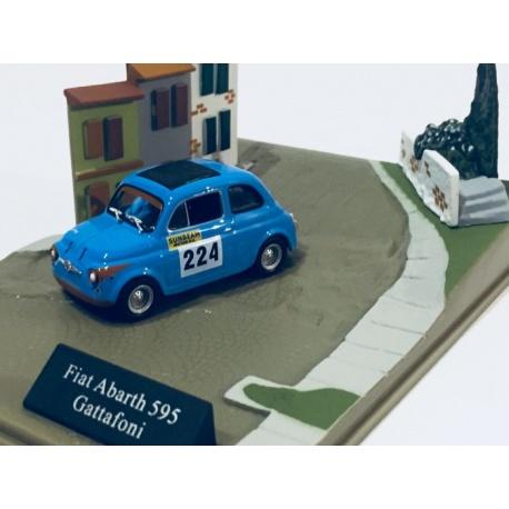 Fiat 500 Abarth 595 Gattafoni