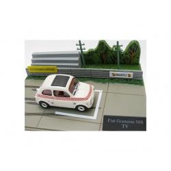 Fiat Giannini 500 TV