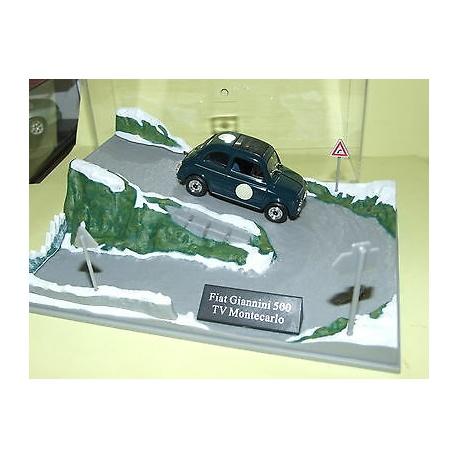 Fiat Giannini 500 TV Montecarlo