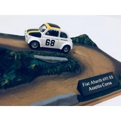 Fiat Abarth 695 SS Asseto Corsa  68