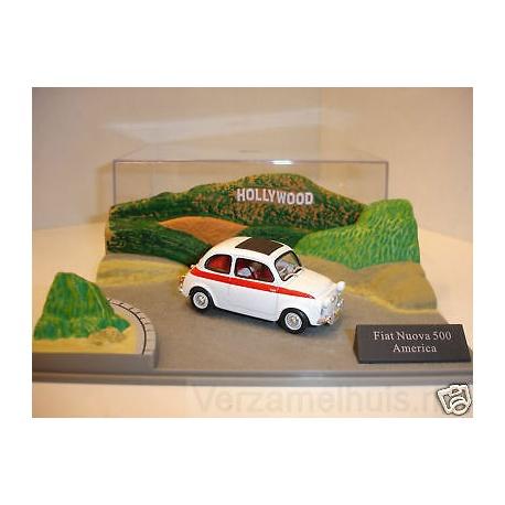 FIAT NUOVA 500 America Diarama