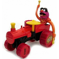 The Muppets Animal's car