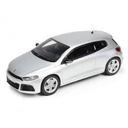 VOLKSWAGEN SCIROCCO R2009 SILVER PROVENCE MOULAGE