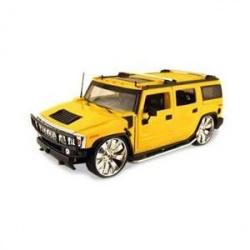 Hummer H2 2003 Yellow