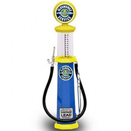 Gas Pump Oldsmobile
