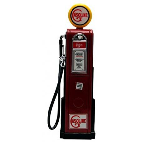 Petrol Gasoline Pump – Square