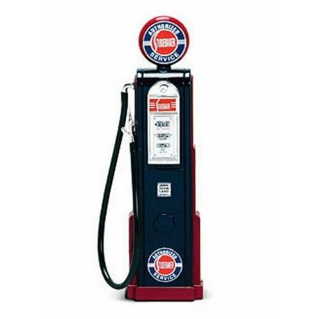 Digital Gas Pump Studebaker