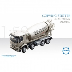 "MB Arocs 8x4 SCHWING-STETTER ""SALOMON"""