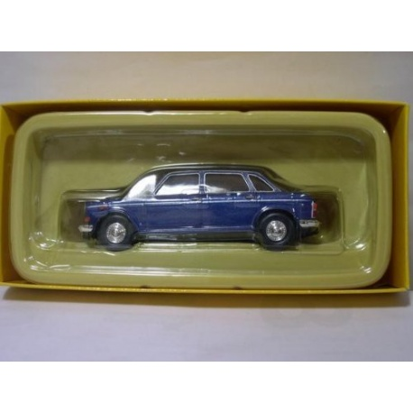 WOLSELEY SIX Cosmic Blue Metallic