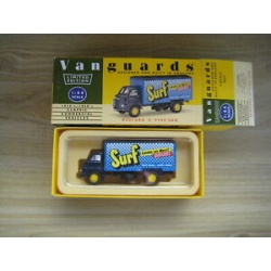 BEDFORD S TYPE VAN SURF Free Post