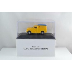 MORRIS MINOR VAN CORGI TOYS