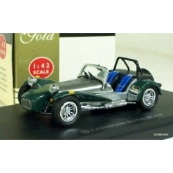 CATERHAM SUPER SEVEN - GREEN CLAM FENDER