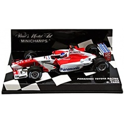 Toyota Racing TF103 Panis Car