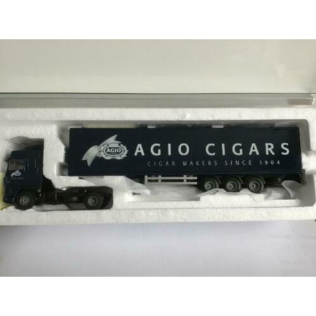 Daf met oplegger AGIO CIGARS