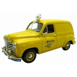 "Renault Colorale ""Michelin"" 1950 Geel Yellow"