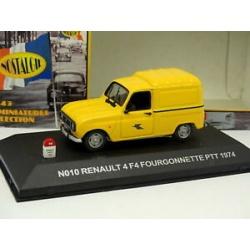 Renault 4 F4 Ptt 1974