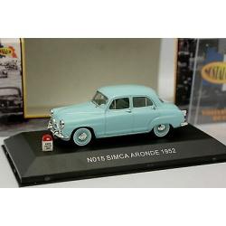 Simca Aronde 1952