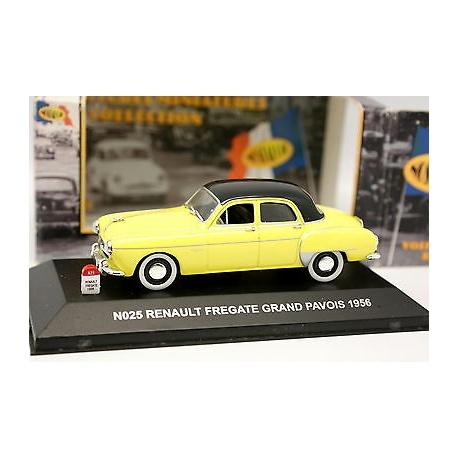Renault Fregate Grand Pavois Jaune 1956