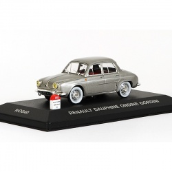 1962 Renault Dauphine Ondine Gordini