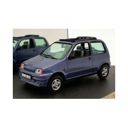 Fiat Cinquecento SX, 1996