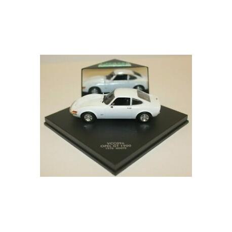Opel GT 1900 wit 1970
