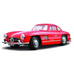 Mercedes-Benz 300 SL Coupe (1954)