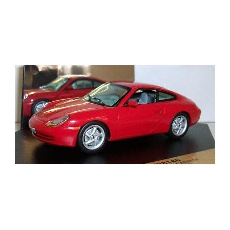 Porsche 911 Carrera Guards red 1998