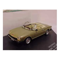 FIAT 124 SPIDER 198150th ANNIVERSARY